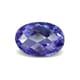 1.94-Carat VVS-Clarity Violet Blue AA Tanzanite