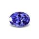 1.55-Carat VVS-Clarity Violet Blue AAA Tanzanite