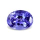1.76-Carat VVS-Clarity Violet Blue AAA Tanzanite