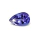 1.41-Carat VVS-Clarity Violet Blue AA Tanzanite