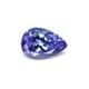 1.24-Carat VVS-Clarity Violet Blue AA Tanzanite