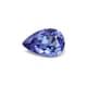 0.74 Carat VVS-Clarity Violet Blue AA+ Tanzanite