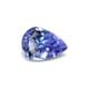 1.33-Carat VVS-Clarity Violet Blue AA Tanzanite