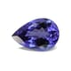 2.71-Carat VVS-Clarity Violet Blue AA+ Tanzanite