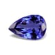 2.17-Carat VVS-Clarity Violet Blue AA Tanzanite