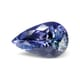 4.64-Carat VVS-Clarity Violet Blue AA Tanzanite