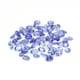 15.90-Carat VVS-Clarity Violet Blue AA Tanzanite