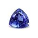 5.28-Carat VVS-Clarity Violet Blue AAA Tanzanite