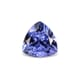 0.87-Carat VVS-Clarity Violet Blue AA Tanzanite