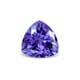 1.36-Carat VVS-Clarity Violet Blue AA+ Tanzanite