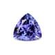 1.26-Carat VVS-Clarity Violet Blue AA+ Tanzanite