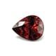 5.20-Carat VVS-Clarity Pinkish Brown Africa Zircon