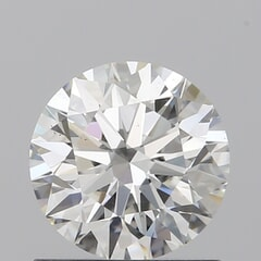 GIA Certified 0.80 Carat H Color VS2 Clarity Round Diamond