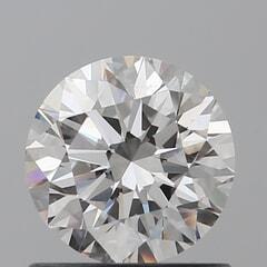 GIA Certified 0.80 Carat G Color VS2 Clarity Round Diamond