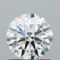 GIA Certified 0.81 Carat F Color VS2 Clarity Round Diamond