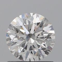 GIA Certified 0.80 Carat F Color VS2 Clarity Round Diamond