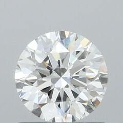 GIA Certified 0.80 Carat G Color VVS2 Clarity Round Diamond