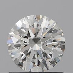 GIA Certified 0.80 Carat I Color VVS2 Clarity Round Diamond