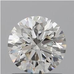 GIA Certified 1.00 Carat J Color VVS1 Clarity Round Diamond
