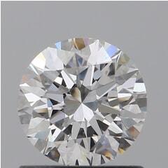 GIA Certified 0.80 Carat D Color VS2 Clarity Round Diamond