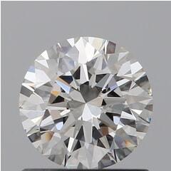 GIA Certified 0.80 Carat G Color VS1 Clarity Round Diamond