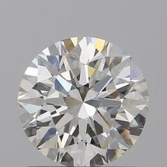 GIA Certified 1.01 Carat I Color VVS2 Clarity Round Diamond