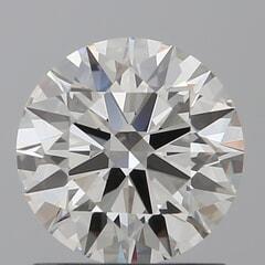 GIA Certified 1.04 Carat K Color VVS2 Clarity Round Diamond