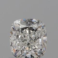 GIA Certified 1.00 Carat H Color VS2 Clarity Cushion Diamond