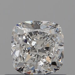 GIA Certified 0.70 Carat G Color VS2 Clarity Cushion Diamond
