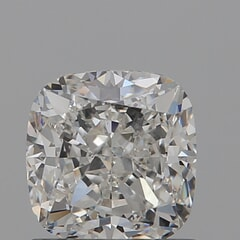 GIA Certified 1.01 Carat I Color VS2 Clarity Cushion Diamond