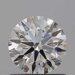 GIA Certified 0.80 Carat H Color VS1 Clarity Round Diamond