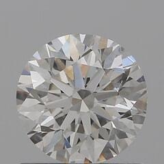 GIA Certified 0.80 Carat I Color VS2 Clarity Round Diamond