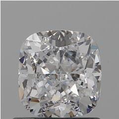 GIA Certified 1.01 Carat D Color VS1 Clarity Cushion Diamond