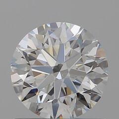 GIA Certified 0.80 Carat D Color VS1 Clarity Round Diamond